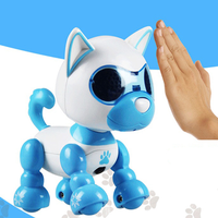 Function Robot Dog Toy Smart Pet Robot Children's Interactive Playmate Interesting Electronic Pet Dog Toys for Children gift pet