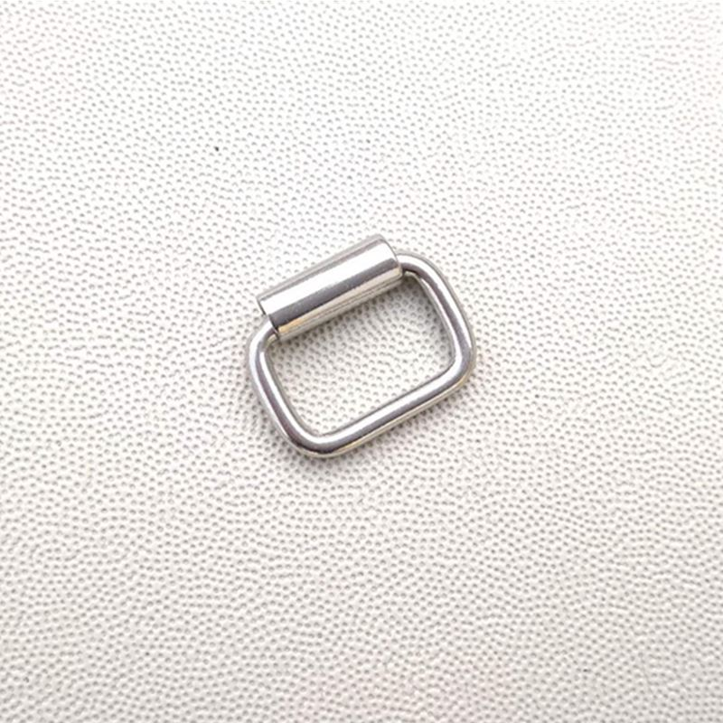 10 Pieces Per Pack <font><b>Buckle</b></font> With Roller For Garment Shoes Bag Stainless Steel <font><b>15mm</b></font> Inner Width Metal <font><b>Buckle</b></font> image