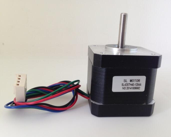 NEMA 17 1.8 dərəcə 2.6 kq.cm Torque düz çaplı 3D Çap RepRap - Oyunlar və aksesuarlar - Fotoqrafiya 1