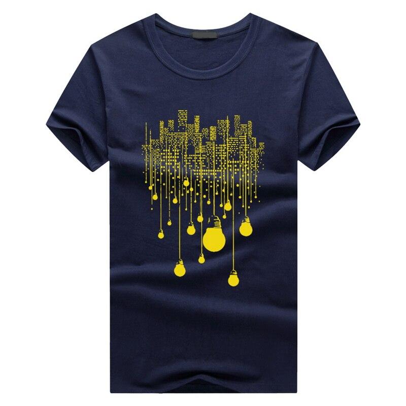 Nibersser 6xl Short Sleeve Men's Tee Shirts Slim Cool Casual Summer Tshirts Male Brand 2019 Cool Top Tees Printed Clothing Wear #1