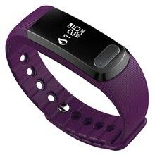 Топ предложения Новый Водонепроницаемый Фитнес браслет SX102 здоровья трек smart bluetooth SmartBand Беспроводные устройства Фиолетовый/синий/черный/серый