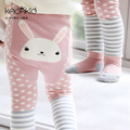 2pcs 2016 High-quality Cotton Cartoon Baby Leggings For Toddler Chidlren And Kids Legging Girls Kid Spring And Autumn