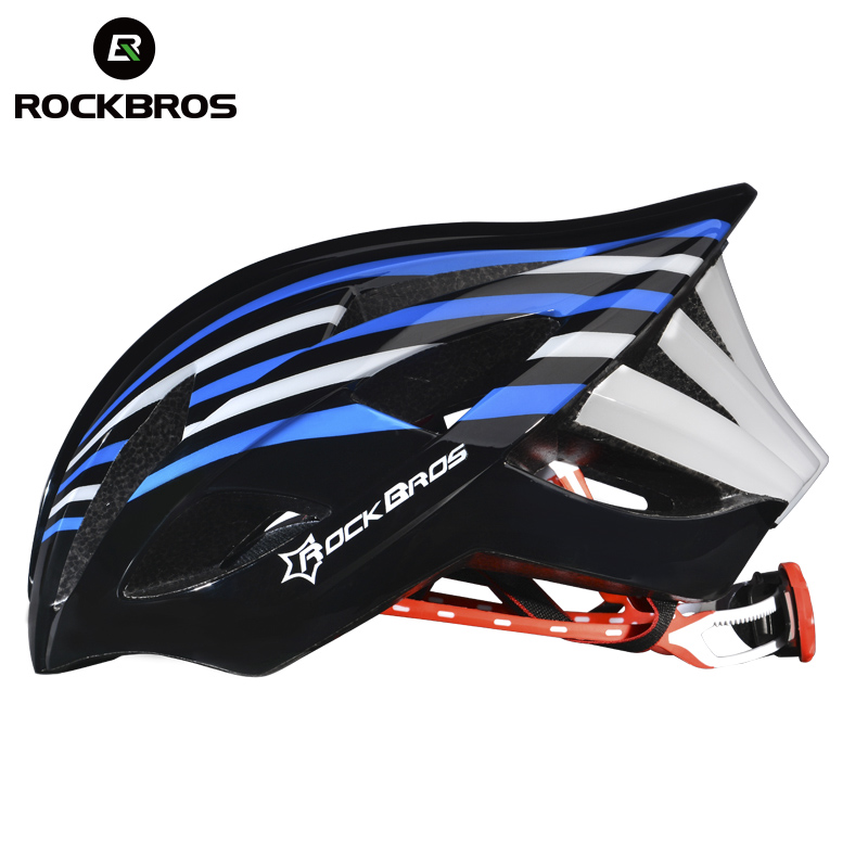 ROCKBROS Bicycle Helmet CE Certification Cycling Helmet Integrally-molded Bike Helmet Casco Ciclismo 56-62 CM universal bike bicycle motorcycle helmet mount accessories