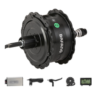 Cassette Rear Hub Motor Kits with 8 FANG 750W 48V Brushless DC Motor Fat Bike Hubmotor Fat Tire Bicycle Electric Motor Kits CST