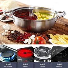 Smart Cooking separated Pan