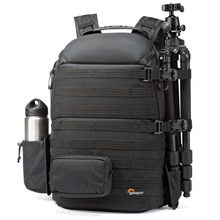 Genuine Lowepro ProTactic 450 aw shoulder camera bag SLR Laptop backpack with all weather Cover 15.6 Inch