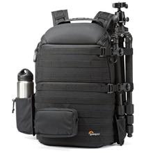Lowepro ProTactic 450 aw/ 450aw II 숄더 카메라 가방 SLR 카메라 가방 모든 날씨 커버와 노트북 배낭 15.6 인치 노트북