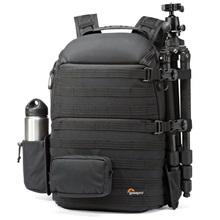 Oryginalna torba fotograficzna na ramię Lowepro ProTactic 450 aw torba na aparat slr plecak na laptopa z pokrowcem na każdą pogodę 15 6 Cal Laptop tanie tanio NoEnName_Null DSLR Camera Uniwersalny Torby aparatu Plecaki NYLON