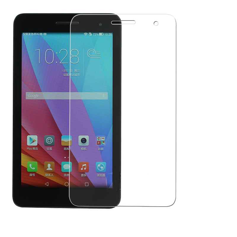 High clear tempered glass film For Huawei honor play T1 T1 701u 7 0 font b