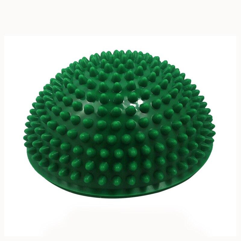 Yoga Half Ball Physical Fitness Appliance Exercise balance Ball point massage stepping stones balance pods GYM YoGa Pilates