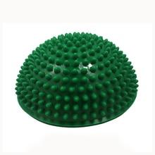 Мяч для йоги физического Фитнес прибор мяч для тренировки баланса точечный массаж камней сферы для балансировки прибор для занятия йогой