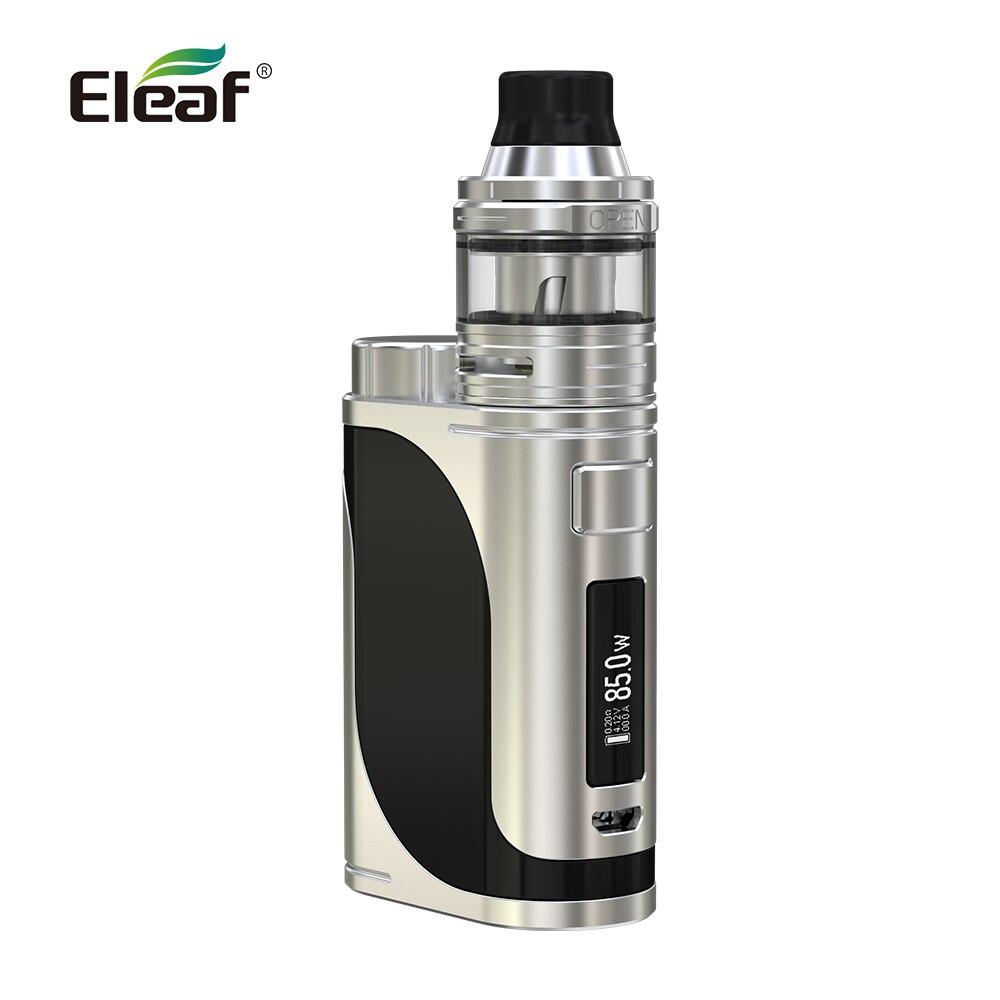 USA Magazzino Originale Eleaf iStick Pico 25 kit 2 ml con ELLO atomizzatore 1-85 w HW1/HW2 bobine e sigaretta