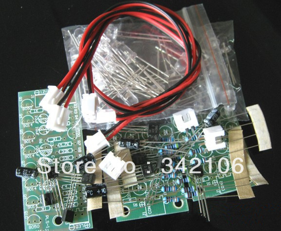 Free Shipping!!! Electronic diy production suite Strobe Kit