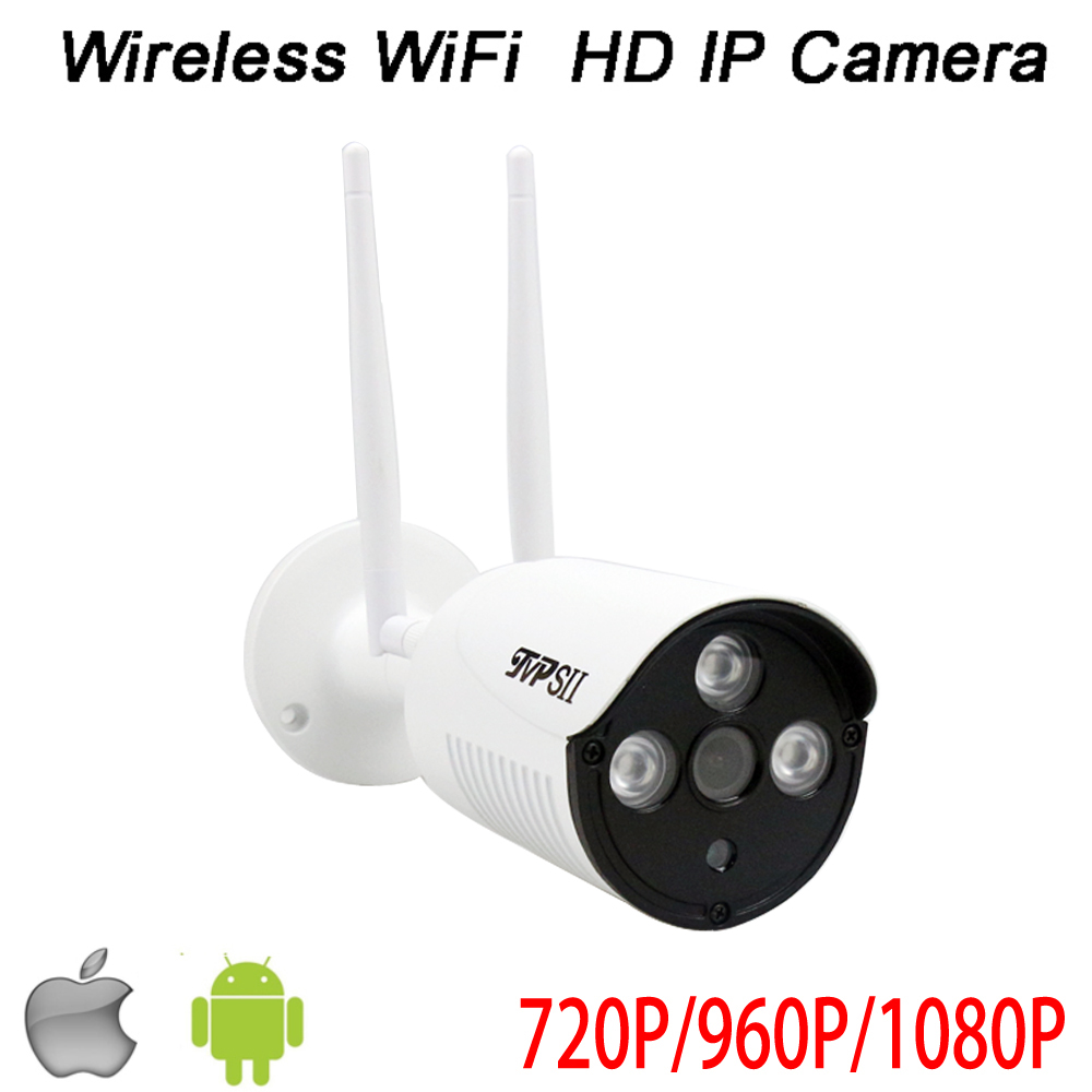 Yoosee APP Three Array infrared Led 1080P 720P Outdoor Wifi Wireless ONVIF IP Surveillance Security Camera