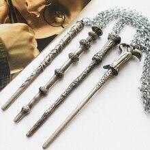 wholesale movie Harry potter magic wand necklace pendant wand film sur