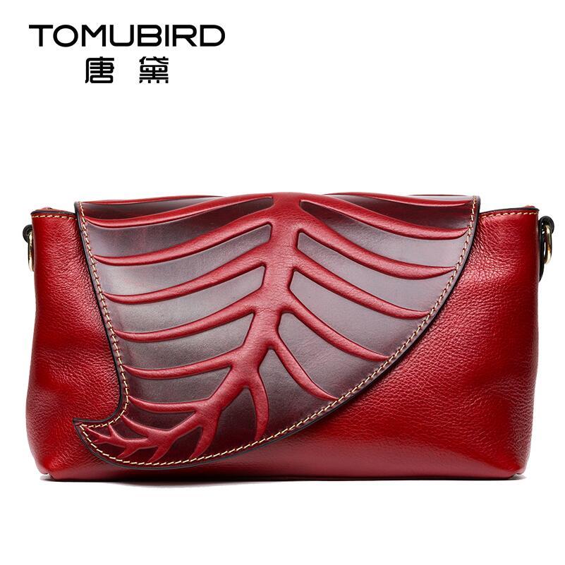 2017 New luxury handbags women bags designer brands retro national wind clutch bag quality genuine leather women  shoulder bag