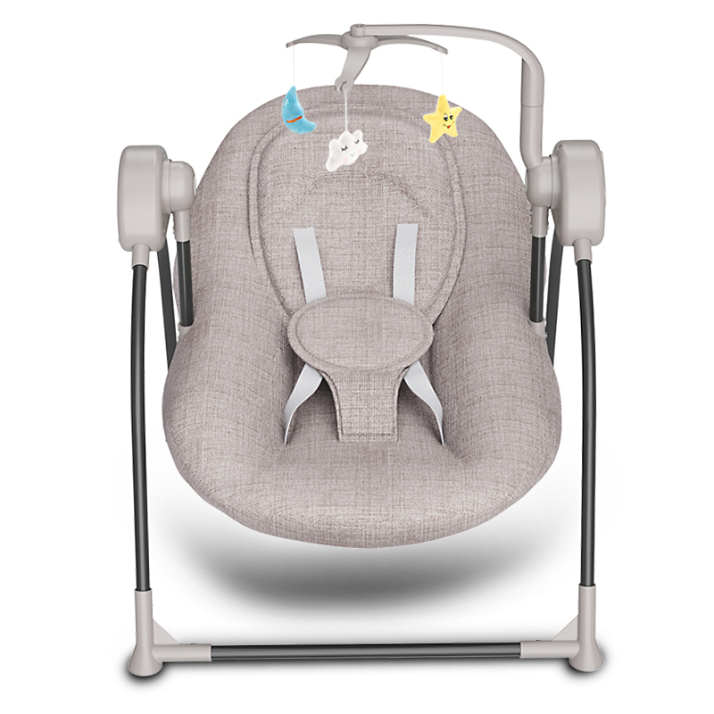 Baby electric rocking chair cradle baby comfort recliner rocking chair baby supplies bed Russia free shipping Baby electric rocking chair cradle baby comfort recliner rocking chair baby supplies bed Russia free shipping