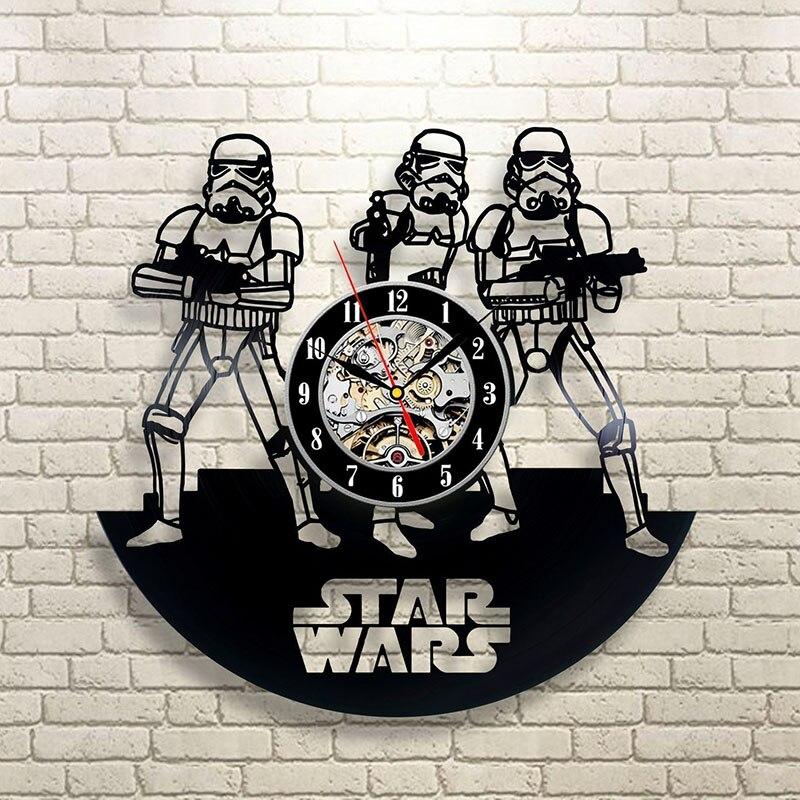 Star Wars Wall Clock 1