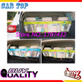 110 см * 34 см Багажник Автомобиля Организатор Сиденья Игрушки DVD Контейнер Для Хранения Сумки Автомобилей Авто Стайлинг Аксессуары Поставок продукты