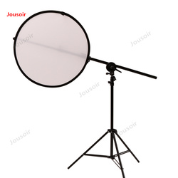 Reflector panel boom arm +2 m  light stand reflective plate clamping arm frame filling plate Photography CD50 T03