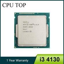 Intel Core i3 4130 3.40GHz 512KB/3MB Socket LGA1150 Haswell CPU Processor SR1NP