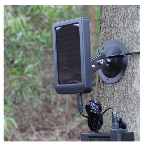 Solar Powered Wild Camera SMS MMS GSM GPRS 12mp Infrared Night Vision Wildlife Security Camera HC-300M