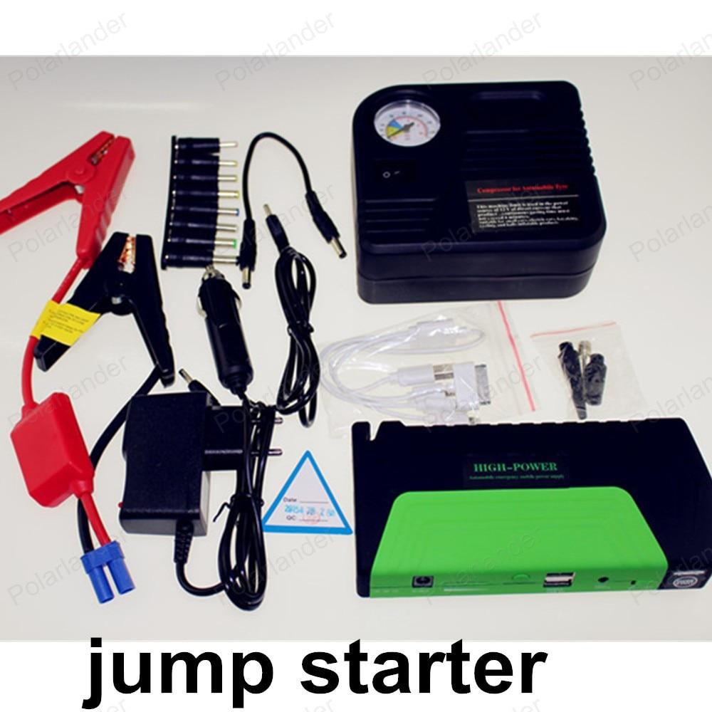Car Jump start battery booster 12v portable power emergency