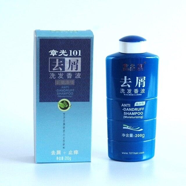 Zhangguang 101 Волос профессиональный Шампунь против перхоти шампунь 200 г Гарантировано 100% подлинная Китайская медицина терапия шампунь