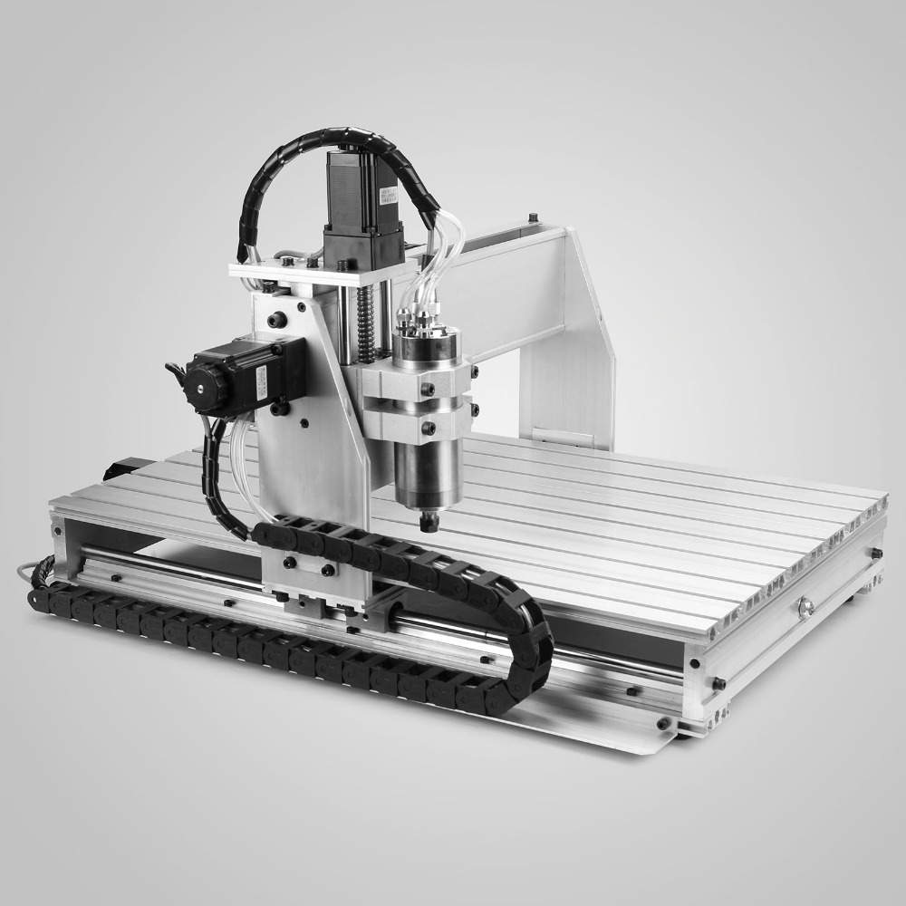 CNC Router Engraving Machine With Four Axis(rotary Axis) Wooden Engraving Machine 750*450mm