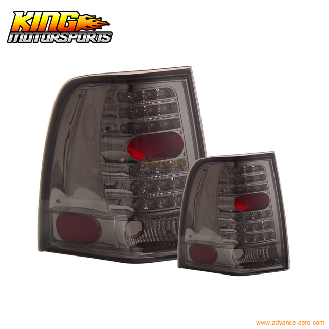 For 2003 2006 Ford Expedition Led Tail Lights Smoke 04 05 Usa Domestic Free Shipping