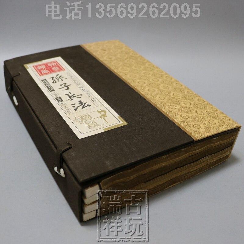 China desenhado à mão álbum, thread livro