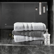 750g Five star hotel bath towel made of cotton thickened and cotton bath towel