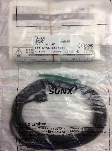 SUNX fiber amplifier FX-311 navi sunx fx 301 series model fx 301 digital fiber optic sensor