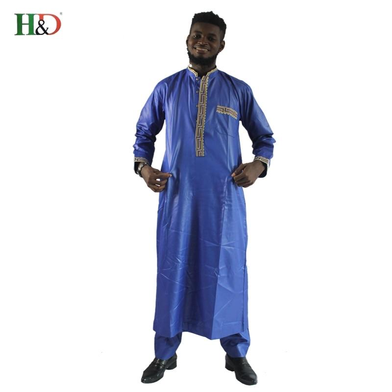 Δωρεάν αποστολή Αφρικανική Dashiki Riche - Εθνικά ρούχα - Φωτογραφία 2