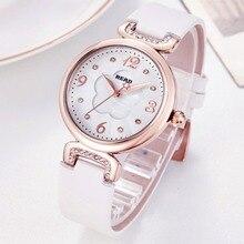 ЧИТАТЬ Relojes Mujer Часы PU кожа Женщины ремешок Кварцевые Часы relogio feminino Бренда женщины одеваются дрель Часы