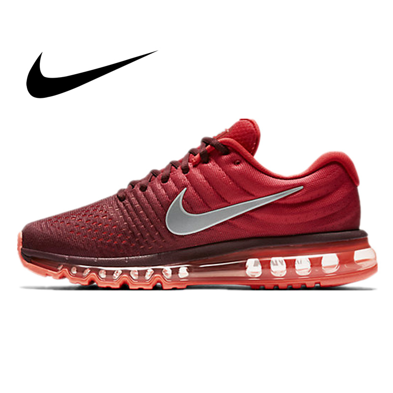 Original Authentic Nike AIR MAX Men's Running Shoes Fashion Breathable Outdoor Sports Shoes 2019 Fashion New 849559-601