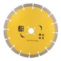 Saw Wall Blade Premium 235*25.4*2.4mm Diamond Circular Saw Wood Blade for Ceramic Porcelain Tile Cutting Cutting Tool