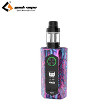 Geekvape Blade TC Kit 235W Blade Mod with Aero Tank Aircraft Grade Material Supports Power/TC/TCR/VPC/BYPASS E Cigarette Vape