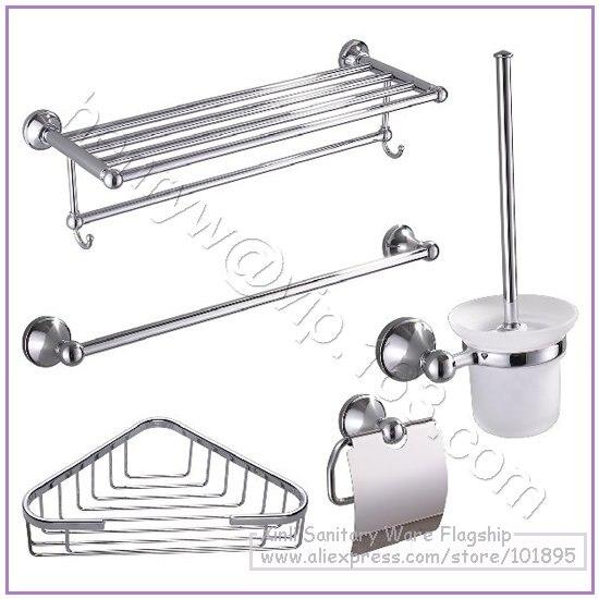 retailbrass bathroom accessories settowel shelftowel barbasket holder. Bathroom Accessories  Bathroom  Bathroom Accessories Ikea