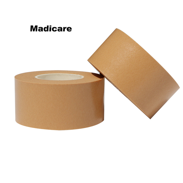 US $9 7  Durable Microfoam Adhesive Foam First Aid Waterproof Tape Elastic  Sports Adhesive Foam Underwrap Medical Sports Tapes-in Ankle Support from