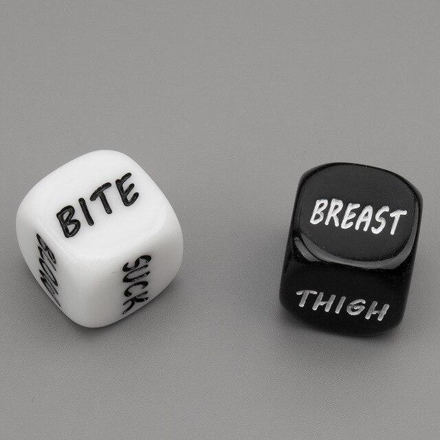 Порно игральная кость секса