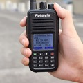 Retevis Walkie Talkie DMR Digital/Analog RT3 VHF UHF 5W 1000 CH Digital VOX Alarm Portable Ham Two Way Radio Communicator A9110