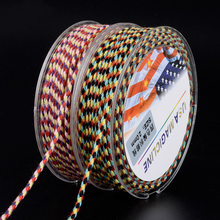 3pcs/lot 2.0mm Jewelry Rope DIY jewelry findings accessories knit Fashion Classical Cotton Cord/String/Thread jewlery making