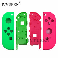 IVYUEEN Replacement Right Left Housing Hard Shell Outer Skin Case Cover For Nintend Switch NS Joy