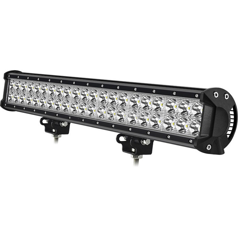 126W 10710LM DOUBLE-ROW LED CAR LIGHT BAR WHOLESALE LED WORK LIGHT CAR AUTO PARTS ACCESSORIES SPOT FLOOD COMBO BEAM видеоигра бука saints row iv re elected