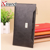 2018 Famous Xtrend Brands Long Women Wallets Card Holder Female Clutch Solid Large Capacity Women S