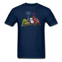 And That S How I Saved The World Jesus T Shirt Men And Women Tee Big