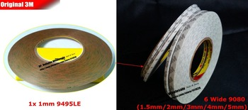 Mix 6 wide 1mm 1 5mm 2mm 3mm 4mm 5mm white double sided sticky tape widely.jpg 350x350
