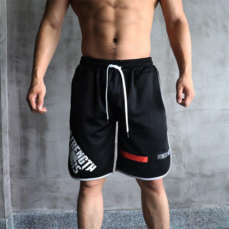 89b7792fc9c7 Pantalones cortos casuales de verano para hombre, pantalones cortos  deportivos para la playa, para hombre, pantalones cortos de Fitness