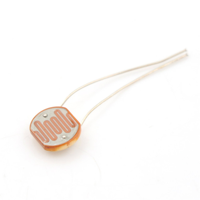1PC Ceramic LDR Photocell Resistor LDR Photoresistor Wholesale And ...